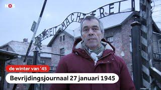 Gruwelijkheden in kampen in Polen en Nederlands-Indië   Bevrijdingsjournaal    27 januari 1945