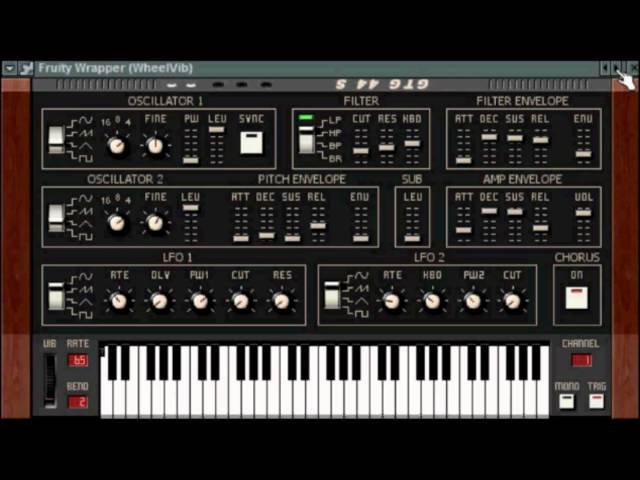 www.gtgsynths.com ORIGINAL Download for GTG 44 vst synth