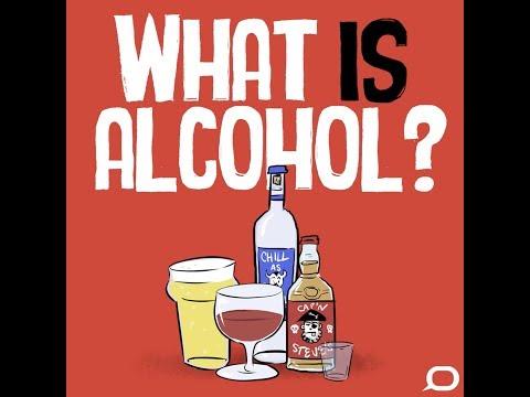 Medicina in gocce per cura di alcolismo