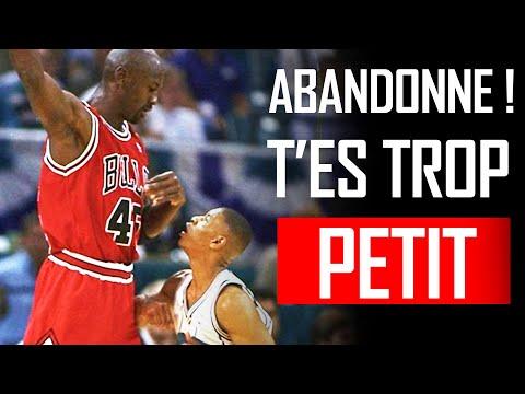 La Triste Histoire Du Plus Petit Joueur de La NBA [CHOC]| H5 Motivation La Triste Histoire Du Plus Petit Joueur de La NBA [CHOC]| H5 Motivation