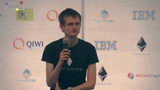 Сколково. Ethereum Russia 2016. Виталик Бутерин. Часть 1: большие проекты на Ethereum в 2017-18 гг.
