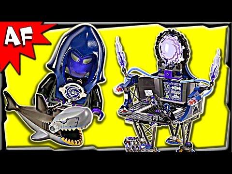Vidéo LEGO Ultra Agents 70172 : La cachette dans le portail d'Antimatière