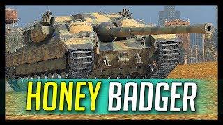 ► Honey Badger FV217 Doesn