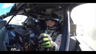RALLY LIEPAJA 2020 - Oliver Solberg onboard on SS9
