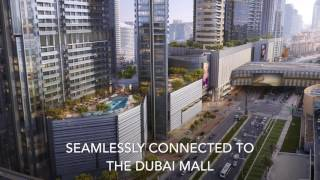 Video of Vida Dubai Mall Apartments