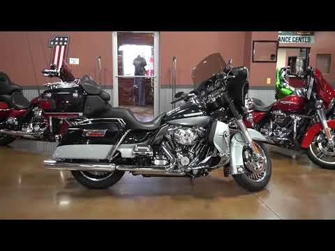 2012 Harley-Davidson Electra Glide® Ultra Limited in Mauston, Wisconsin - Video 1