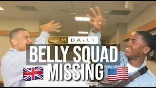 [Americans React] Belly Squad   Missing (ft. Headie One) [Music Video] | GRM Daily 🔥