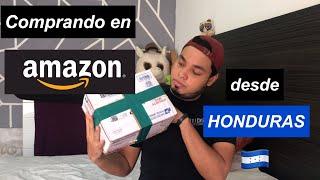 COMPRANDO EN AMAZON DESDE HONDURAS 🇭🇳📦