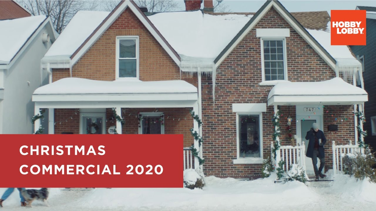 2020 Christmas Commercial