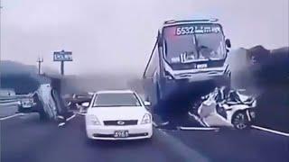 Crazy Car Crashes Caught on Camera