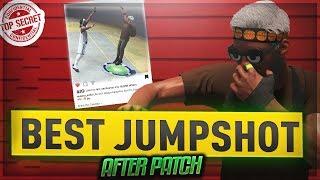BEST JUMPSHOT AFTER PATCH! THE SECRET JUMPSHOT WE NEVER KNEW! NBA2K20