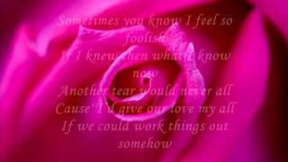 """She's Not Crying Anymore"" W/Lyrics - Billy Ray Cyrus"