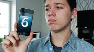 iPhone 4S на iOS 6 - Откат прошивки; Быстрее iPhone X !?!?