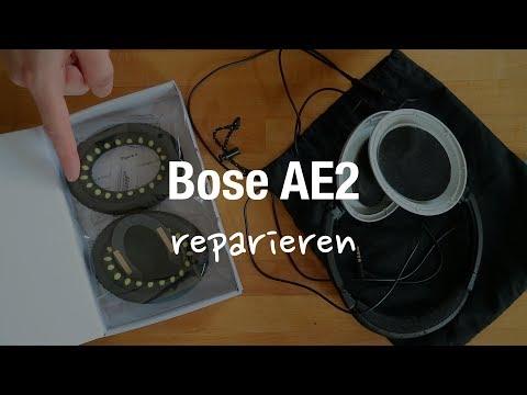 Bose AE2 Audio Kopfhörer Reparieren (Ersatz-Ohrpolster)