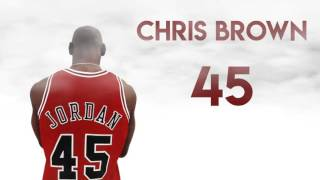 Chris Brown 45 (Official Audio) CDQ