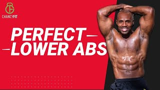 The Perfect Lower Abs Workout at HOME (DUMBBELL ONLY) 10 MINUTES ABS