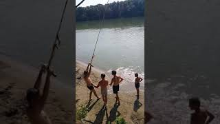 Развлечения на реке Кубань!