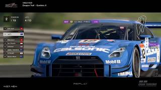 Gran Turismo™SPORT - Dragon Trail Gardens II Nissan GTR Gr2 (online race)