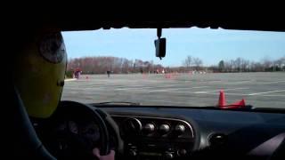 SCCA Solo @ Dover International Speedway-Run 3 (BEST-54.897) 3/20/11