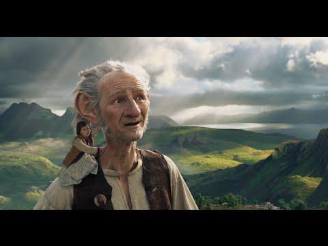 Video trailer för Disney's The BFG - Official Trailer 2