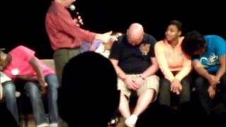 preview picture of video 'Hypnotist Dr. Steve Taubman at SUNY Canton (Part 3)'