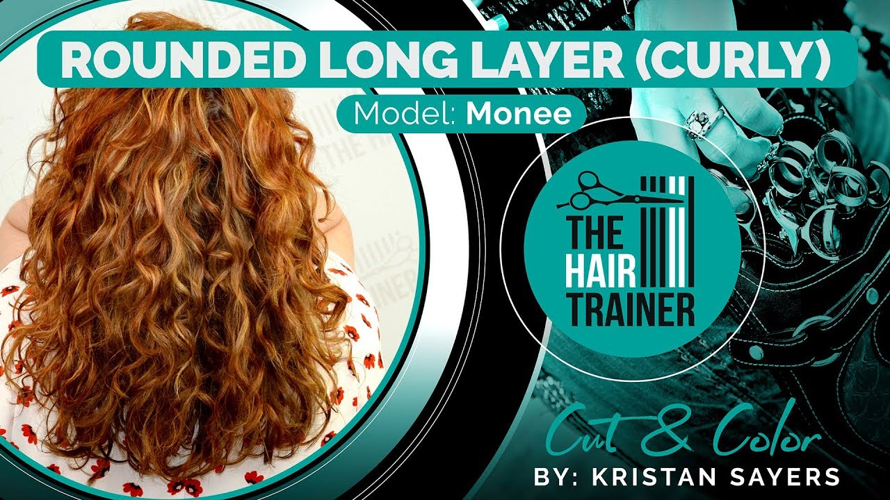 Watch one of Kristan's videos from her new company, The Hair Trainer!