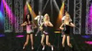 Cheetah Girls 3 - Cheetah Love Sims 2 Version