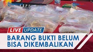 Barang Bukti Emas Rp6,5 Miliar Hasil Perampokan Belum Dikembalikan, Polisi: Tunggu Proses Hukum