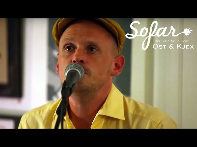 Ost & Kjex – The Bakers Daughter | Sofar Oslo