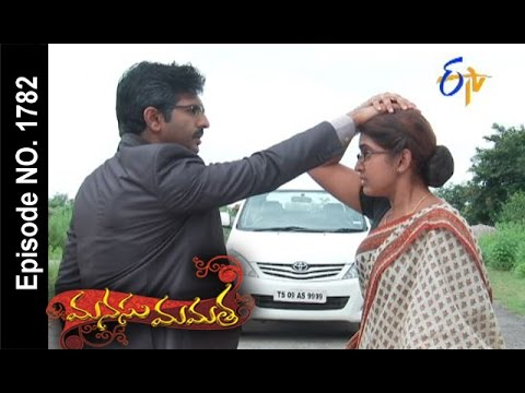 Manasu Mamata | 8th October 2016 | Full Episode No 1782 | ETV Telugu