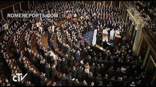 L'impact de dix messages du pape François au Congrès des États-Unis