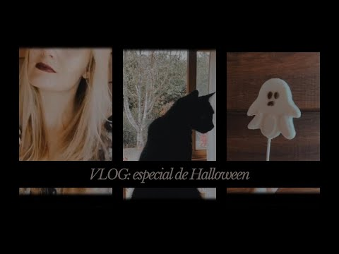 VLOG: ESPECIAL DE HALLOWEEN #MLH2020   Laura Brand