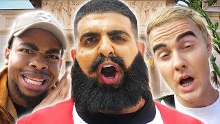 DJ Khaled ft. Justin Bieber - 'I'm the One' PARODY