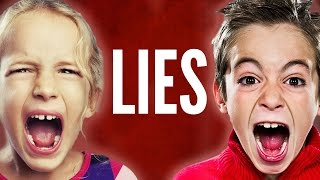 The Weirdest Lies Parents Tell Their Kids