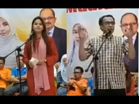 Dyana Sofea & Husam Musa Di Melaka