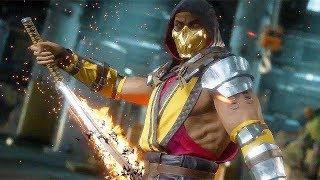 Mortal Kombat 11 - NEW Gameplay with Ed Boon (MK11) 2019