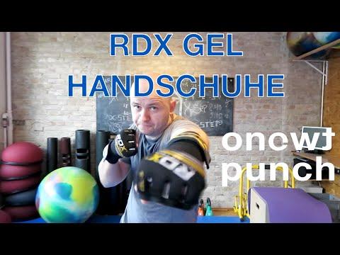 Authentische RDX Gel Bandagen für die Box Handschuhe.