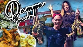 Seafood Feast in Dampa Seaside at Pasay City PH