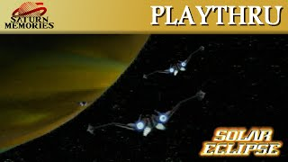 Solar Eclipse [Saturn] by Crystal Dynamics [HD] [1080p60]