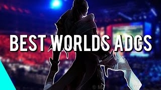 Who Is The Best ADC ? Worlds Hype Montage 2015 (League of Legends)