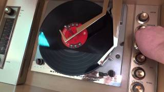 The 1958 Motorola Stereophonic Hi-Fi!