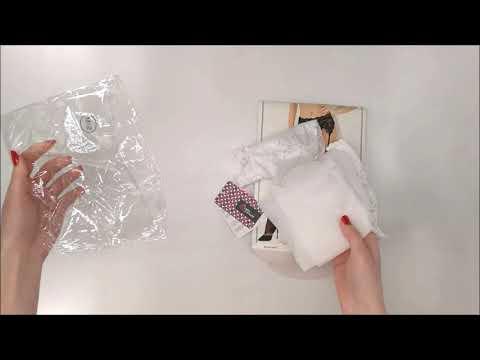 Jemné punčochy Marijsen white - LivCo Corsetti