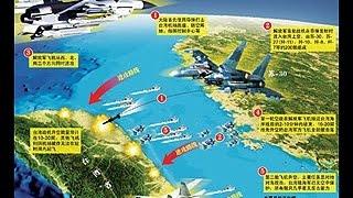 挑戰新聞軍事精華版--美智庫,美國現已無法阻擋共軍攻台,唯加強報復力量嚇阻