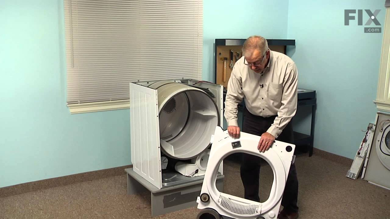 Replacing your Frigidaire Dryer Control Thermistor