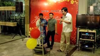 Karaoke Anh cho em mùa xuân - Identifix + iATN Year End Party 2017