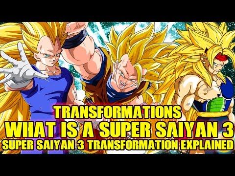 What Is A Super Saiyan 3? - Super Saiyan 3 Transformation Explained