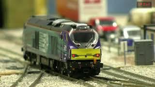 Woking Model Railway Exhibition 2018