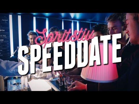 Speed Daters Getting Drunk Between Rounds