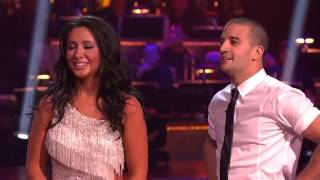 Bristol Palin's First Dance   Dancing With The Stars 15-Week 1.   YouTube