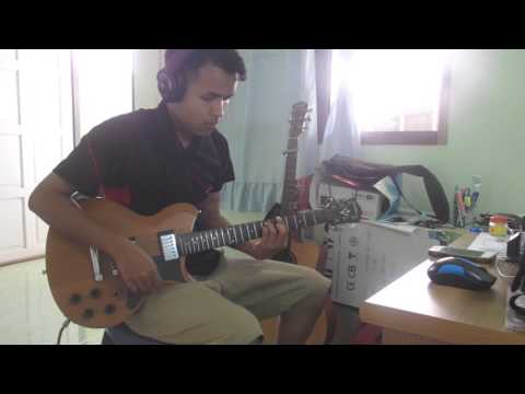情字诀 OST.God of war Zhao Yun Guitar (solo) by James Emolica